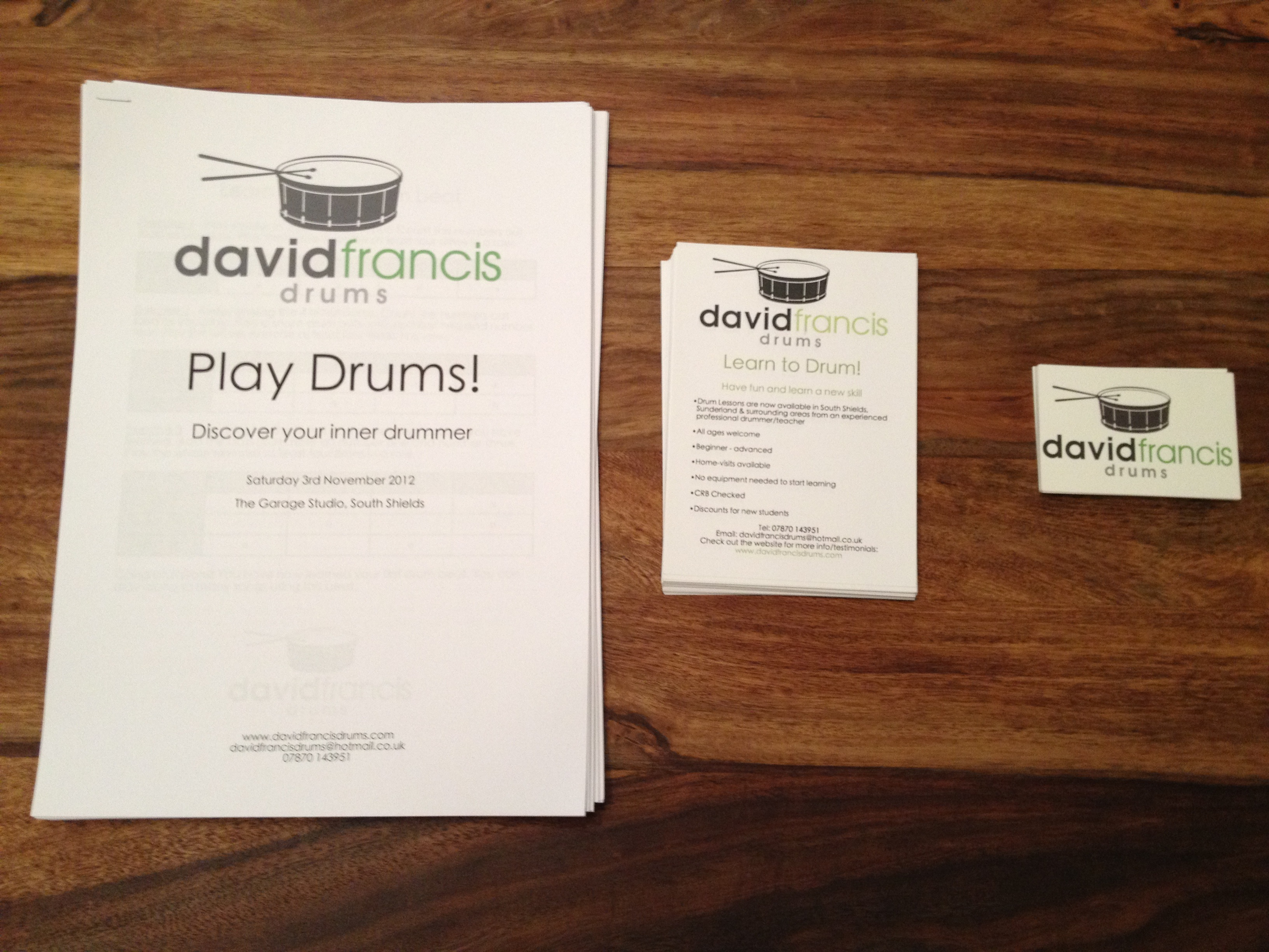 davfrancis | David Francis Drums